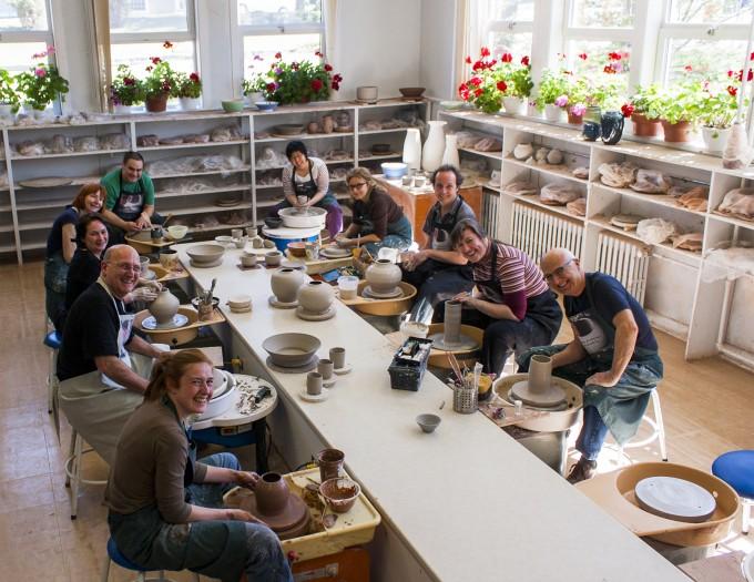 Le Centre de céramique de Sainte-Foy